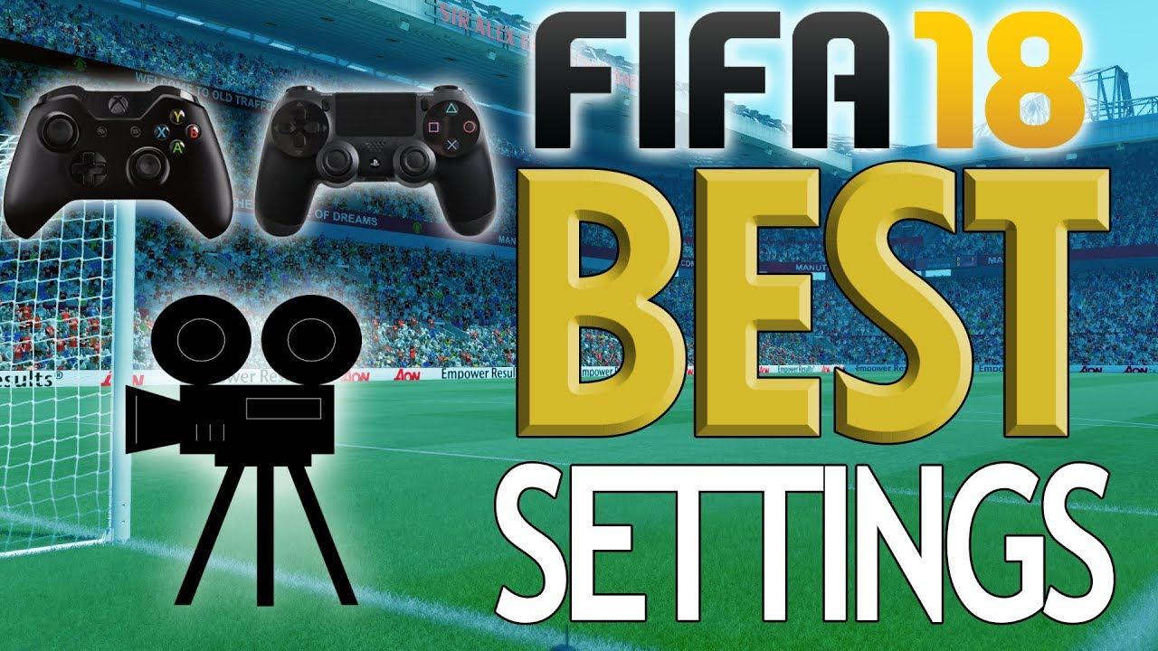 Best 18 Home Exercise Equipment Machines That Are Worth: FIFA 18 BEST CONTROLS AND SETTINGS TUTORIAL!!