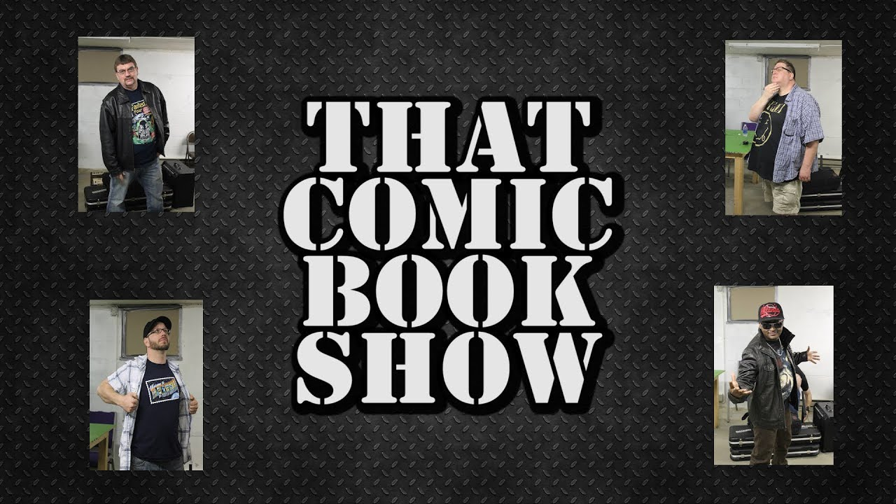 That Comic Book Show