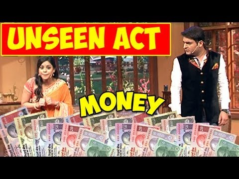 Comedy Nights with Kapil : UNSEEN ACT of Kapil Sharma & Sumona | Kapil Sharma's NEW ACT 2013 Travel Video