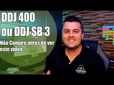 DDJ 400 e DDJ Sb 3 Não Compre Antes de Ver Este Vídeo