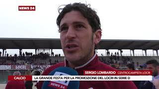 La grande festa per la promozione del Locri in Serie D