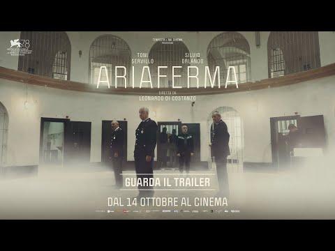 ARIAFERMA (2021) - Trailer Ufficiale