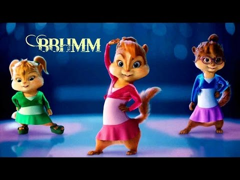 The Chipettes - Bitch Better Have My Money