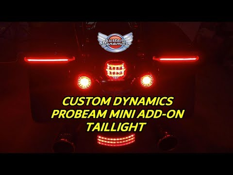 Custom Dynamics Probeam LED Mini Add-On Taillight