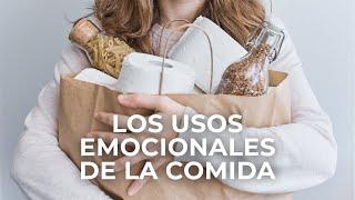 Los usos emocionales de la comida  Martha Debayle