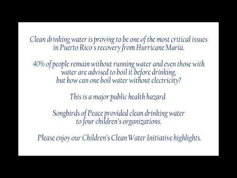 2017 Children's Water Initiative