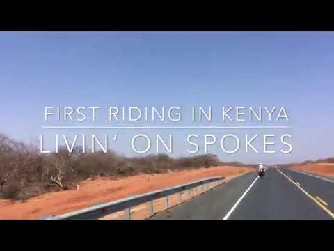 VLOG12 (Kenya) : Ethiopia to South Africa - Bicycle Touring Africa