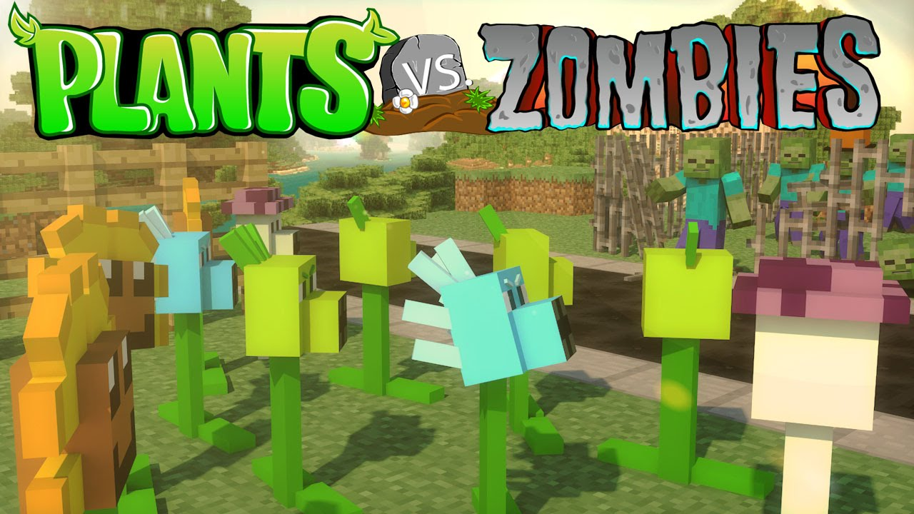 Image Result For Game Mod Plant Vs Zombie