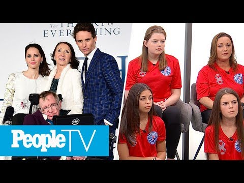 Stephen Hawking Remembered, Parkland Survivors Open Up About Life Post-Shooting | PeopleTV