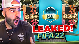 THIS FIFA 22 LËAK IS INSANE!! HOW TO MAKE COINS SUPER EASY!! 🤑🤑