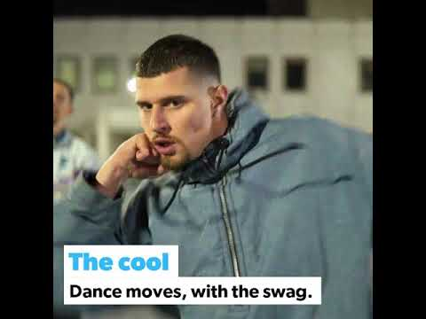 The Cool Dance Swag.