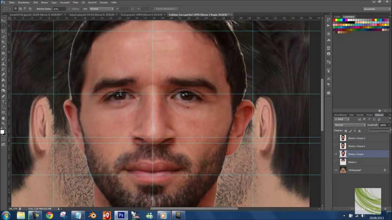 face creator game