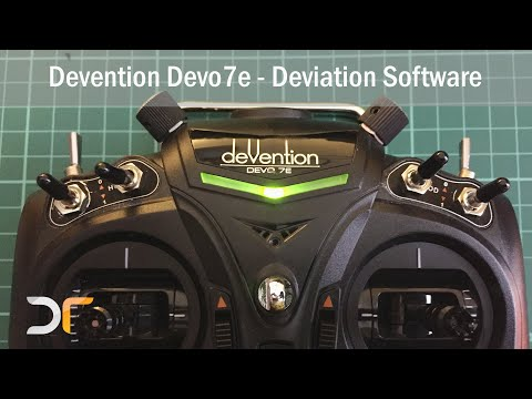 Unboxing Devention Devo7e, Modifikation und erste Schritte | RC 1:87