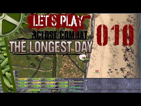 Let's Play: Close Combat, The Longest Day (010): Utah Beach Parties Are Brutal