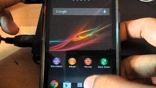 Sony Xperia P (LT22i) Jelly Bean Android 4.1 Leaked {6.2.A.0.399}