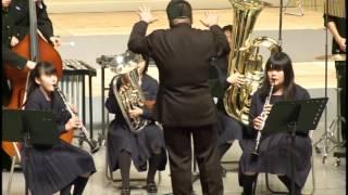 ルーマニア民俗舞曲(B.バルトーク)小編成吹奏楽版