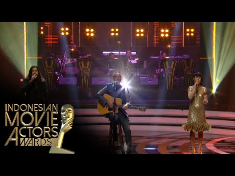 Andien, Virzha & Ario Bayu 'Ratusan Purnama' [Indonesian Movie Actors Awards 2016] [30 Mei 2016]