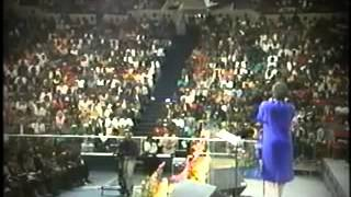 Jackie McCullough   A Message To The Heart Azusa '94   Full Video