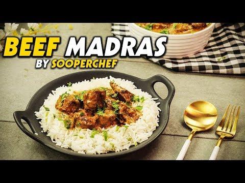 Beef Madras Recipes | Restaurant Style Madras Curry Recipe | SooperChef