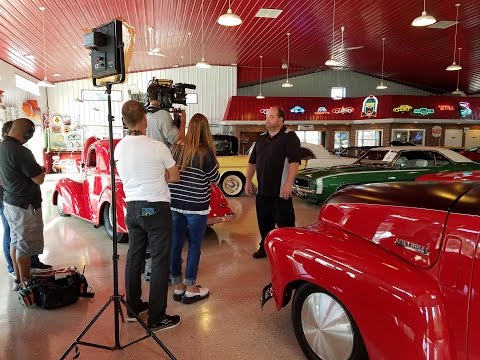 Old Town Automobile appears on South Beach Classics on Discovery Velocity Channel