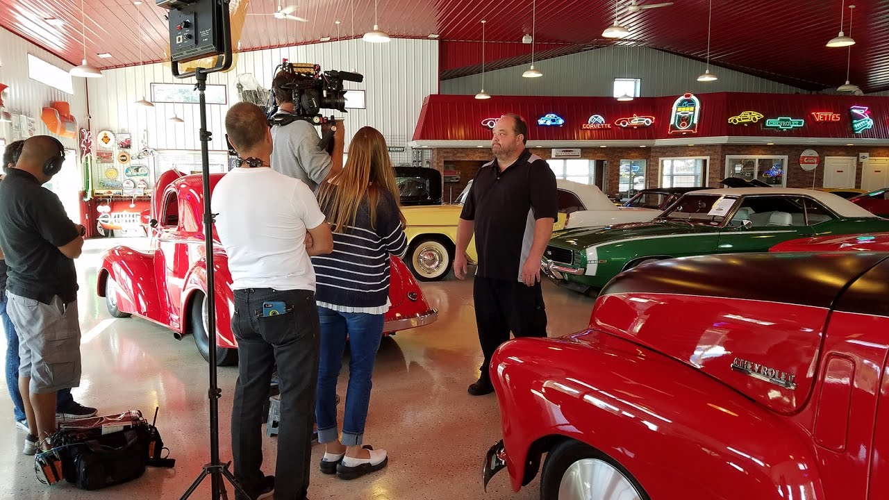 Old Town Automobile Appears On South Beach Classics On Discovery - New car show on discovery channel