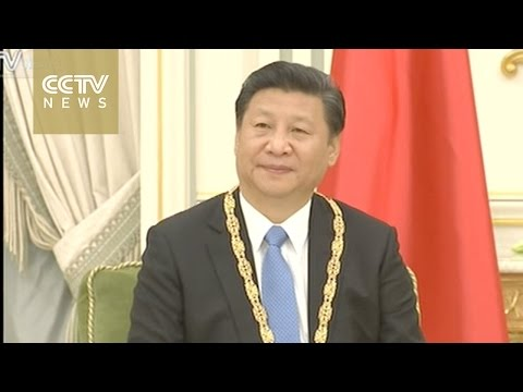 China, Saudi Arabia form comprehensive strategic partnership
