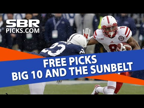 College Football Picks | Nebraska vs Penn St | CCU vs Idaho | Bet Buffet