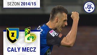 Zawisza Bydgoszcz - GKS Bełchatów [1. połowa] sezon 201415 kolejka 12