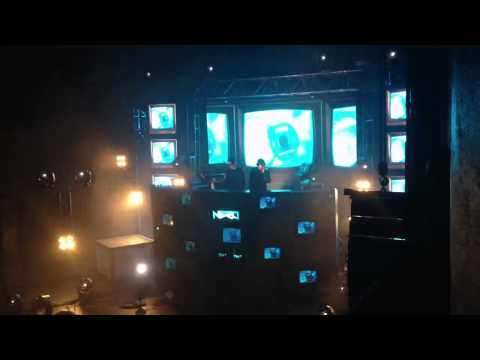 Nero - Must be the feeling, live @Metropolis, Montreal 2012