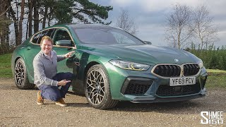 My FIRST DRIVE in the BMW M8 Gran Coupe 1 of 8!