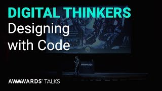Andy Thelander | Co-founder of Active Theory | Designing with Code