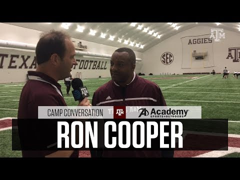2017 Training Camp | Conversation: Ron Cooper
