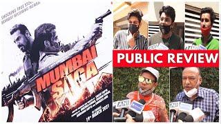 Public Review Of Film 'Mumbai Saga' | John Abraham | Emraan Hashmi | SpotboyE