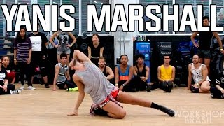 YANIS MARSHALL - WORKSHOP BRASIL 14TH EDITION (OFFICIAL VIDEO)