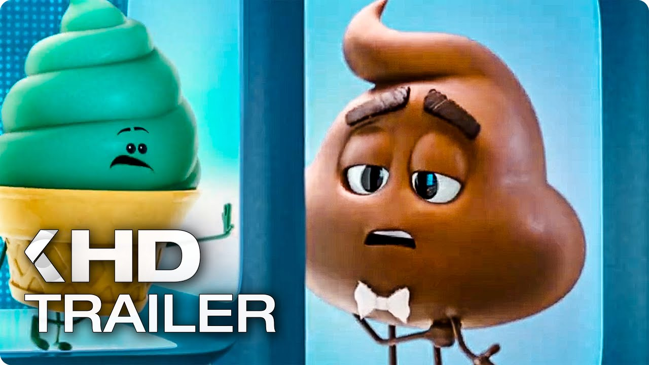 the emoji movie teaser trailer 2017 youtube