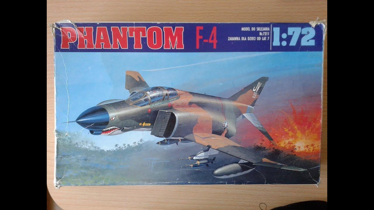 Novo (Frog, Chematic) 1/72 McDonnell Douglas F-4K Phantom ...