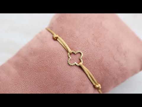 Bijoux à faire soi-même : Confection de nœuds coulissants pour bijoux avec du cordon ♡ DIY