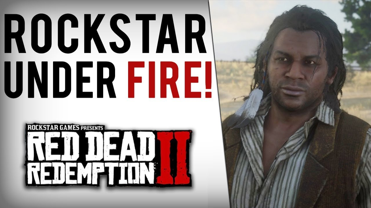 journalist-accuses-rockstar-of-black-red-face-with-red-dead-redemption-2-character