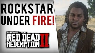 Journalist Accuses Rockstar of Black/Red Face With Red Dead Redemption 2 Character thumbnail