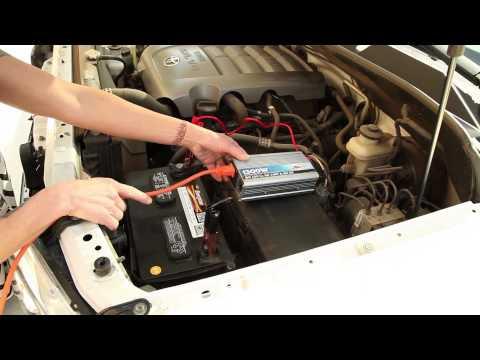 Power Inverter -1300 Watt Car Inverter-110 Volt Outlet And USB Port Car Inverter