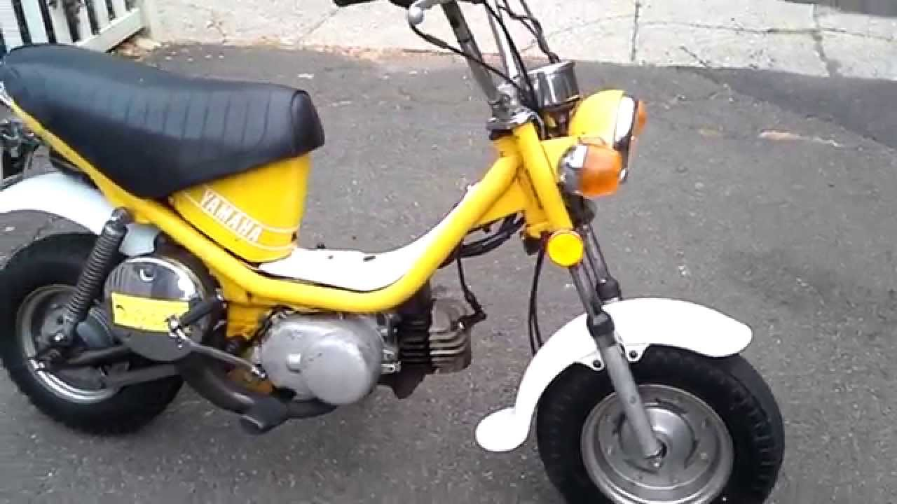 Yamaha Chappy Scooter