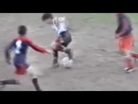 Messi at age 15