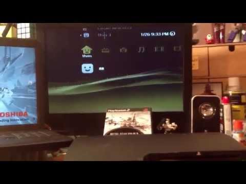 How to play ps3 games from external hard drive multiman