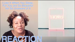 """The 1975- """" I LIKE WHEN YOU SLEEP, FOR YOU ARE SO BEAUTIFUL YET SO UNAWARE OF IT"""" 