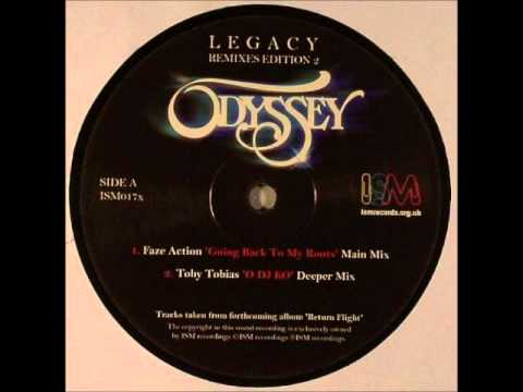 Odyssey - Going Back To My Roots (Faze Action Main Mix)