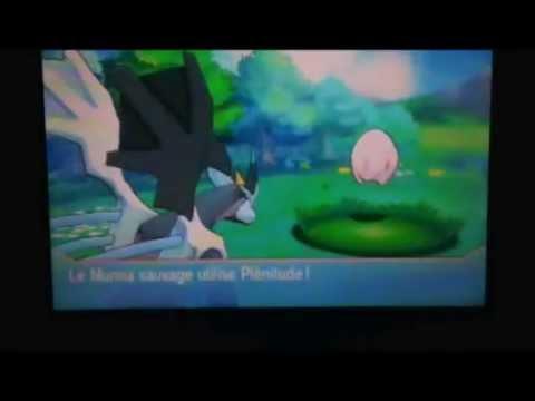 Pokemon ro sa x y qr code 03 40 nouveau qr et annonce doovi - Legendaire shiney ...