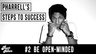 Pharrell's Steps to Success Pt 2 of 3 [Rest In Beats]