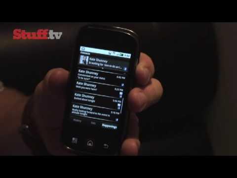 Motorola DEXT hands on