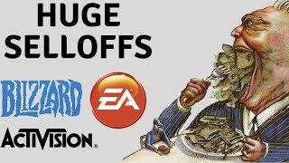 Huge Asset Selloffs By Blizzard & EA Insiders! Rats Fleeing? thumbnail