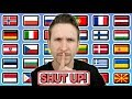 "How To Say ""SHUT UP!"" In 30 Different Languages"